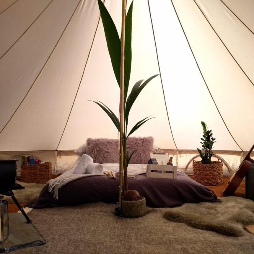 Secret Camping