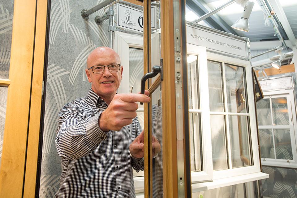 Dennis Farrer, Cumberland Windows