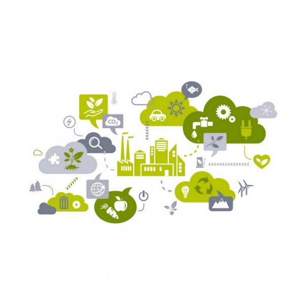 Eco graphic