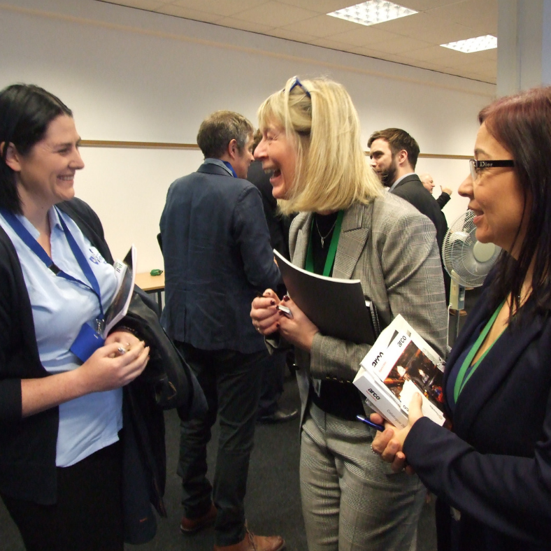 TSP Engineering & Cumbria Chamber of commerce Supply Chain event